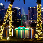 Make Your Christmas and New Year's Holidays Magical in Orlando